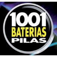 1001 Baterías Pilas Venta y distribución de todo tipo de baterías, pilas, cargadores y fuentes de alimentación