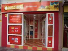 En 2011 la franquicia Abierto 25 Horas ha inaugurado 5 nuevas tiendas