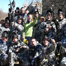 Action Live Paintball y Laser Combat