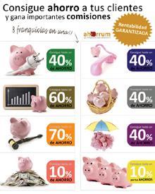 ¿Cómo funcionan las franquicias que garantizan ahorro en las facturas?