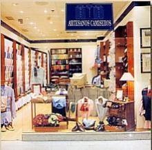 Artesanos Camiseros se alía con un socio local para abrir tiendas en los países del Este