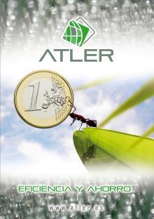 El ahorro energético, el negocio de la franquicia Atler