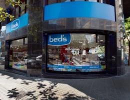 Tiendas beds supera sus previsiones de crecimiento