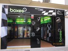 BOXES TIENDAS 24 H
