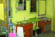 Bañarte  acerca el arte en la decoración del baño a Ponferrada (León)