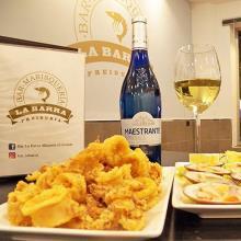 Bar Marisquería La Barra