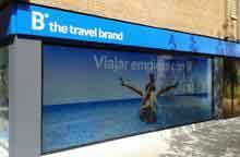 Barceló Viajes ahora B The Travel Brand