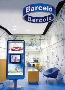 Franquicia barcel viajes valorada rentabilidad franquicia for Oficina barcelo viajes