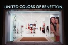 Benetton, tienda de ropa con éxito mundial