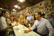Gran aceptación de la nueva carta de vinos entre los clientes de Bodega la Andaluza