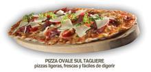 Conoce la nueva franquicia de pizzería Brickoven Express