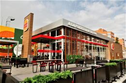 Burger king inaugura un nuevo restaurante en Madrid