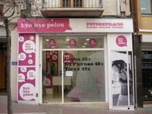 Bye Bye Pelos va por primera vez a Sif&Co
