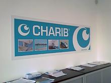 Charib inicia su expansión en España