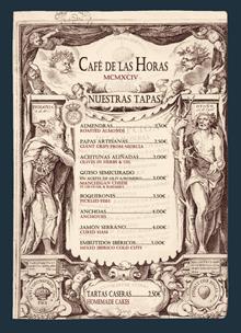 Café de Las Horas