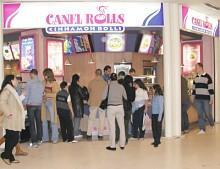 Canel Rolls inaugura un nuevo establecimiento en Gandía