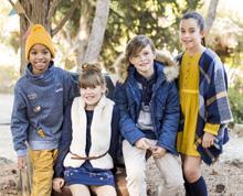 La franquicia de ropa infantil Charanga ya está lista para el otoño
