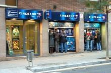 Cinebank firma un acuerdo con el Grupo Zena