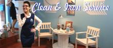 Clean & Iron Service