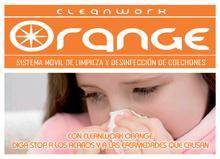 Cleanwork Orange