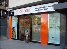 Clínicas DH Depilhair