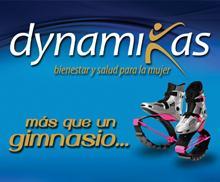 ¿Conoces la franquicia de gimnasios Dynamikas?