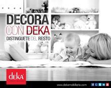 Deka Mobiliario – Decoración
