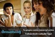 Abre una franquicia on line desde 4.000 € con la franquicia Devuelving