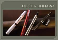 Didgeridoo Fuma en paz con el mundo