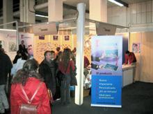 El concepto de negocio de Dinamix sorprende en la Feria de Franquicias de Budapest
