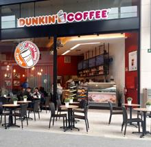 Dunkin' Brands alcanza 15.000 establecimientos