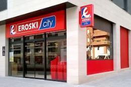 Eroski/City - Aliprox, entre las mejores franquicias de supermercados