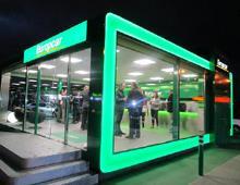 la franquicia Europcar cree inviable operar en Aeropuertos con poco tráfico
