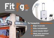 Fit&Go20, la franquicia que te adentra en el sector del electrofitness