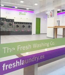 Fresh Laundry, el boom de las franquicias de lavandería