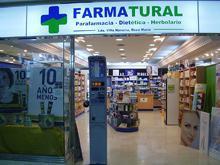 Parafarmacia, dietética y herbolario todo junto