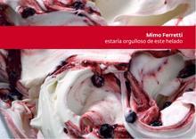 La franquicia de heladerías Ferretti, un negocio de alta rentabilidad y sencilla gestión