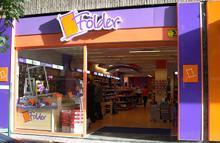 Folder abre tres tiendas más en febrero