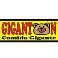 Franquicias GIGANTON Restaurante de comida a lo grande