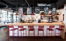 La cadena Ginos suma 94 restaurantes en el mercado español