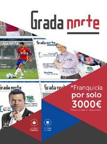 Grada Norte - Revista