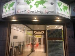 GREEN COWORKING SPACE