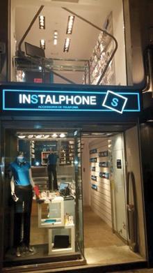 Qué ofrecen las tiendas de la franquicia Instalphone a los franquiciados