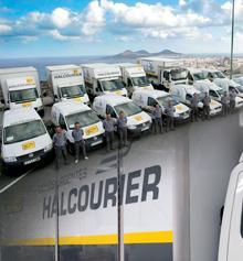Franquicia halcourier valorada rentabilidad franquicia for Oficinas halcourier