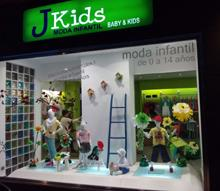 Conoce la franquicia de moda infantil J Kids