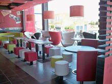 La franquicia KFC abrirá su primer restaurante en formato chalet