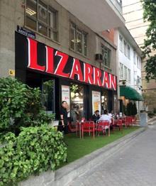 Lizarran se estrena en México
