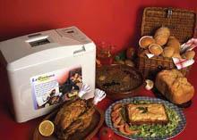 La Cocinera Breadman, el robot que revoluciona la cocina