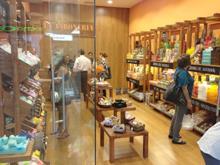 La Jabonería Galesa abre la primera tienda en Latinoamérica