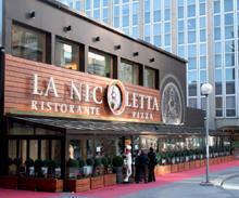Descubre las terrazas de la franquicia de restauración, La Nicoletta